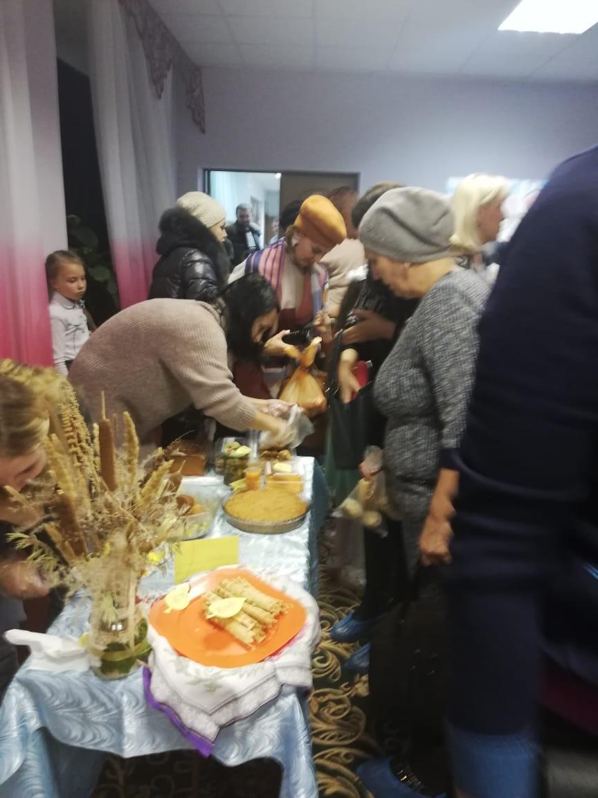 Осенняя ярмарка 2019 фотоотчет