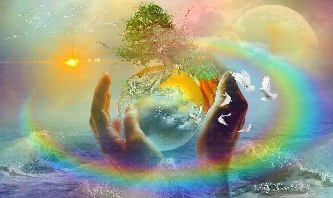 «Я в мире – мир во мне»
