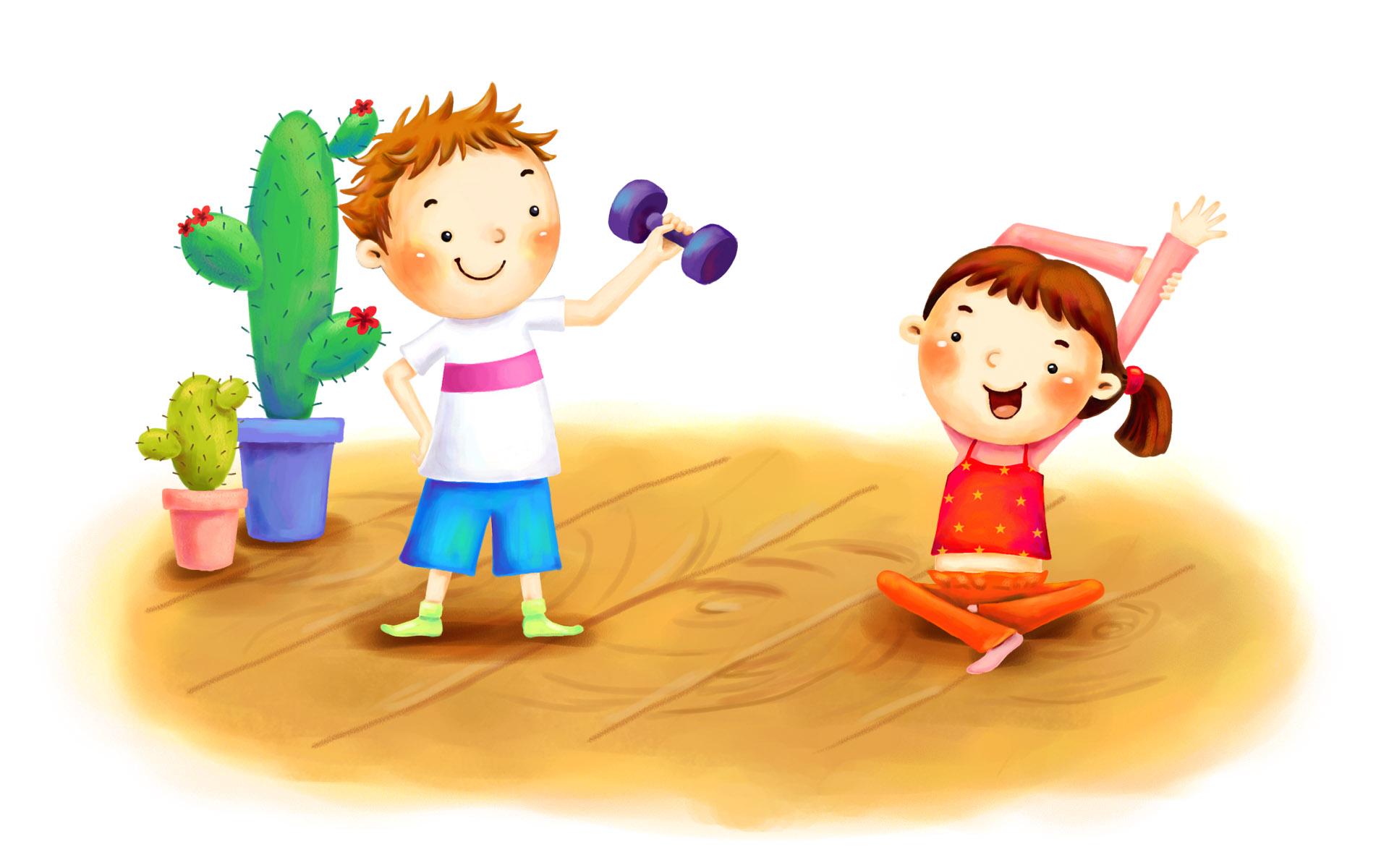 Обучение физической культуре